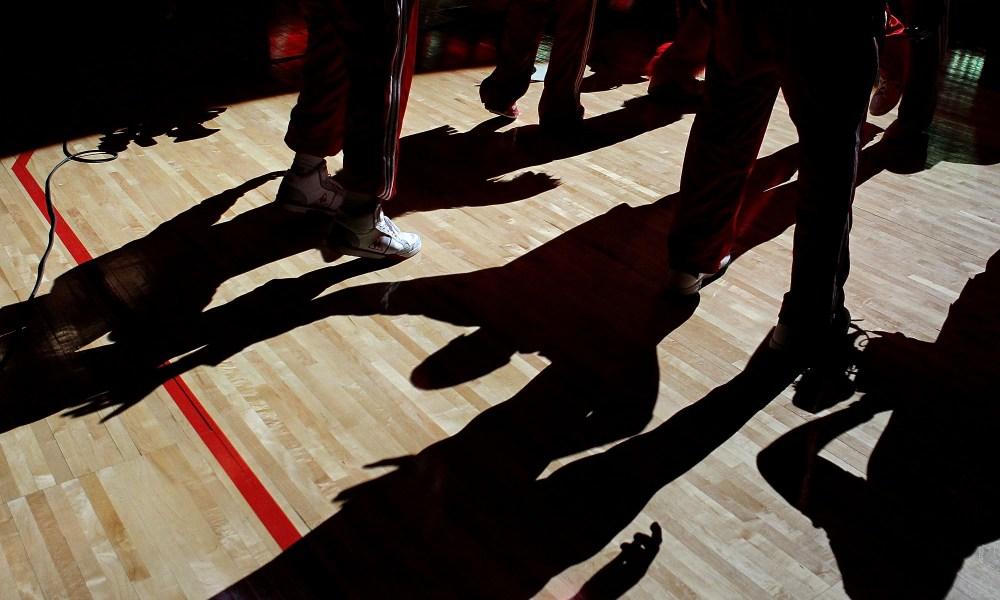 NBA shadows