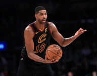 Tristan Thompson may not be done with the Cavaliers after all