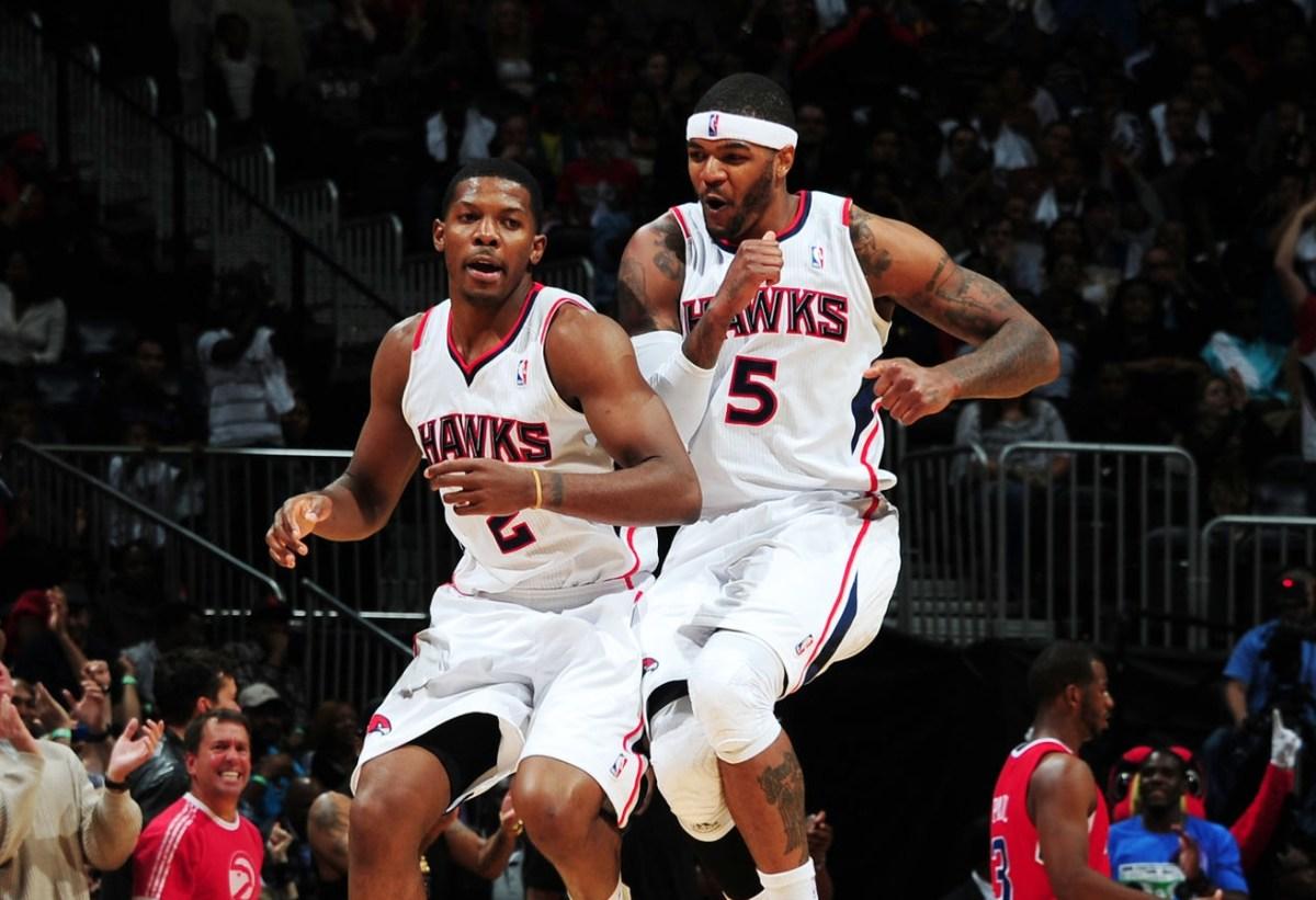 Joe Smith and Josh Smith, Atlanta Hawks