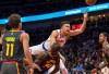 Knicks' Kevin Knox vs. Atlanta Hawks