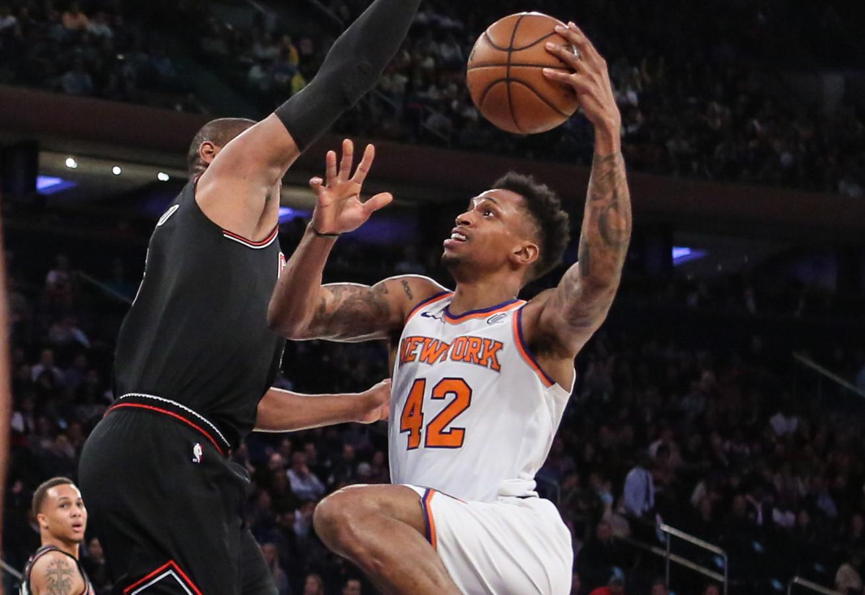 Lance Thomas, New York Knicks