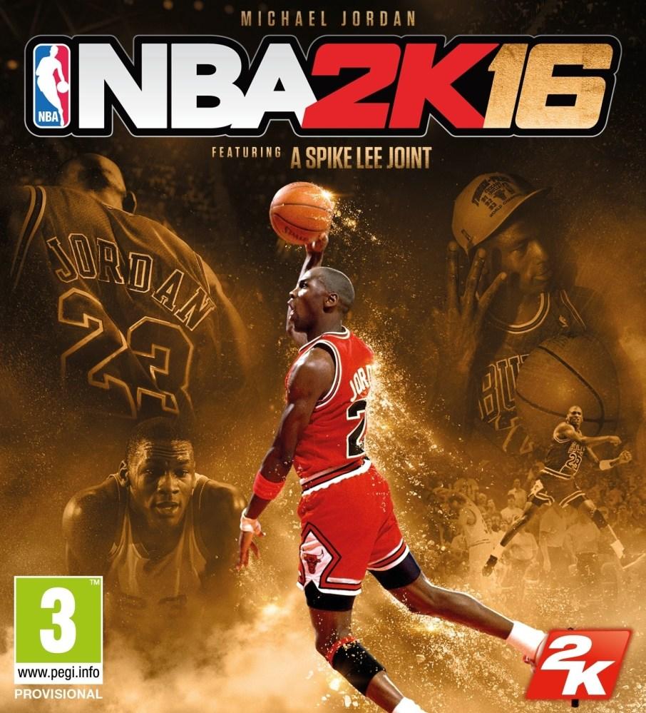 2K16, Michael Jordan