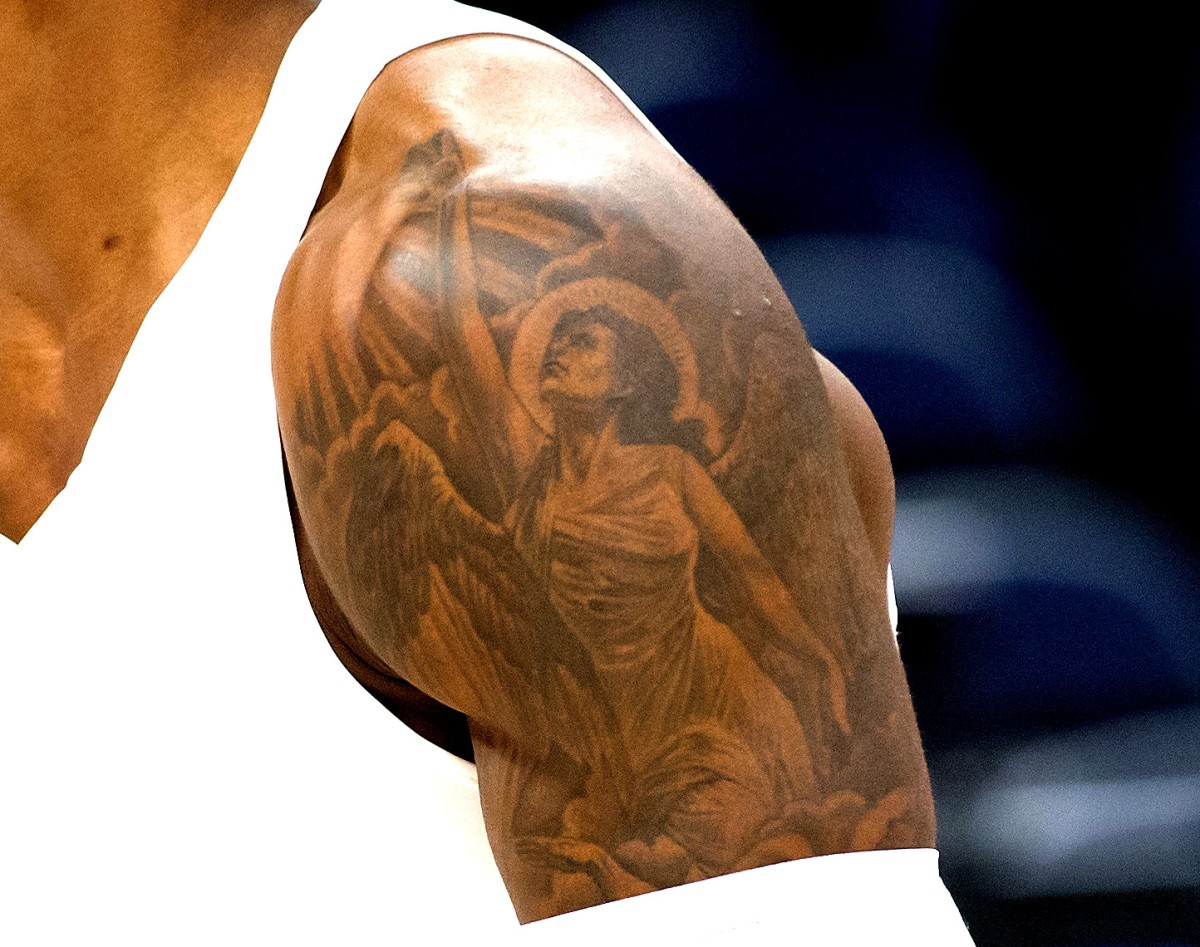 Jeff Green tattoo