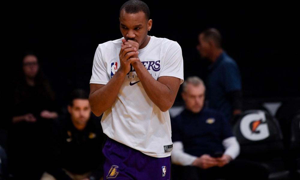 Avery Bradley, JR Smith, Los Angeles Lakers