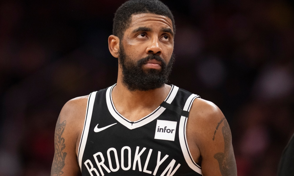 Kyrie Irving, Players Starting Own League, Protest, Brooklyn Nets