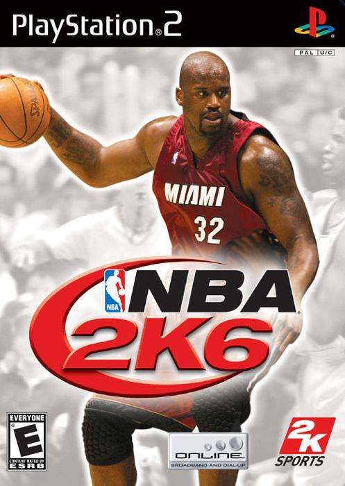 2K6, Shaquille O'Neal