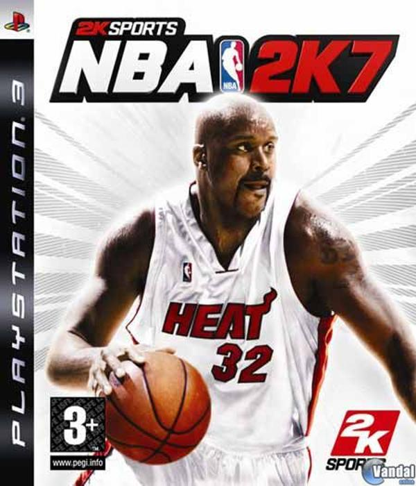 2K7, Shaquille O'Neal