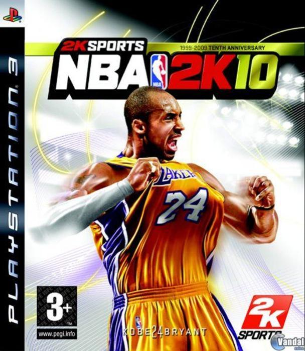 2K10, Kobe Bryant