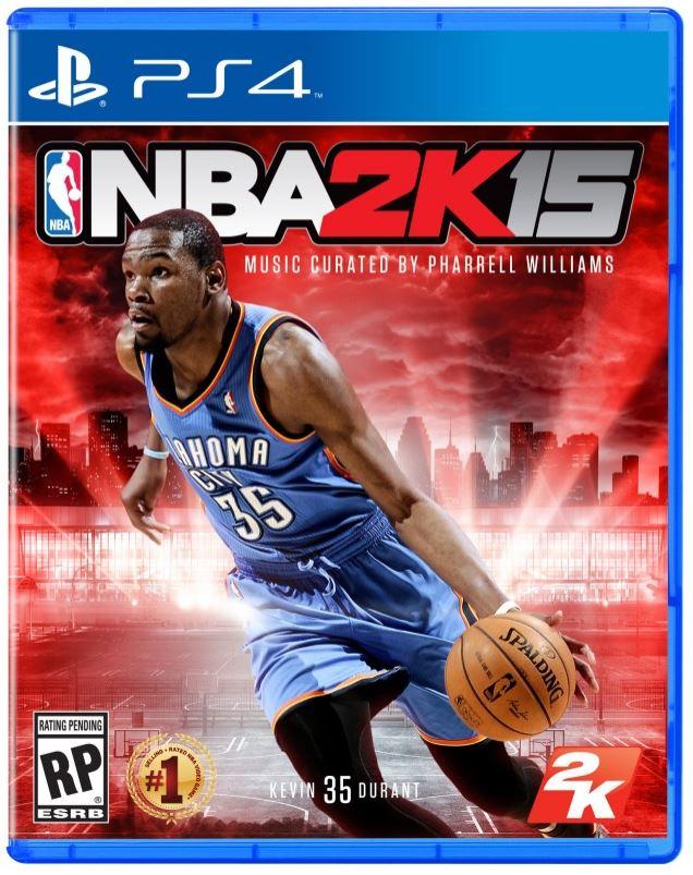 2K15, Kevin Durant