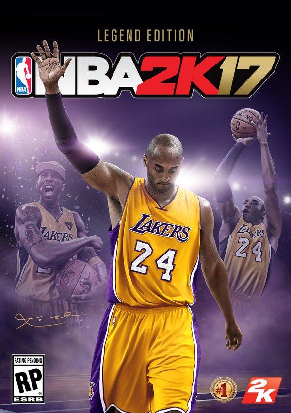 2K17, Kobe Bryant