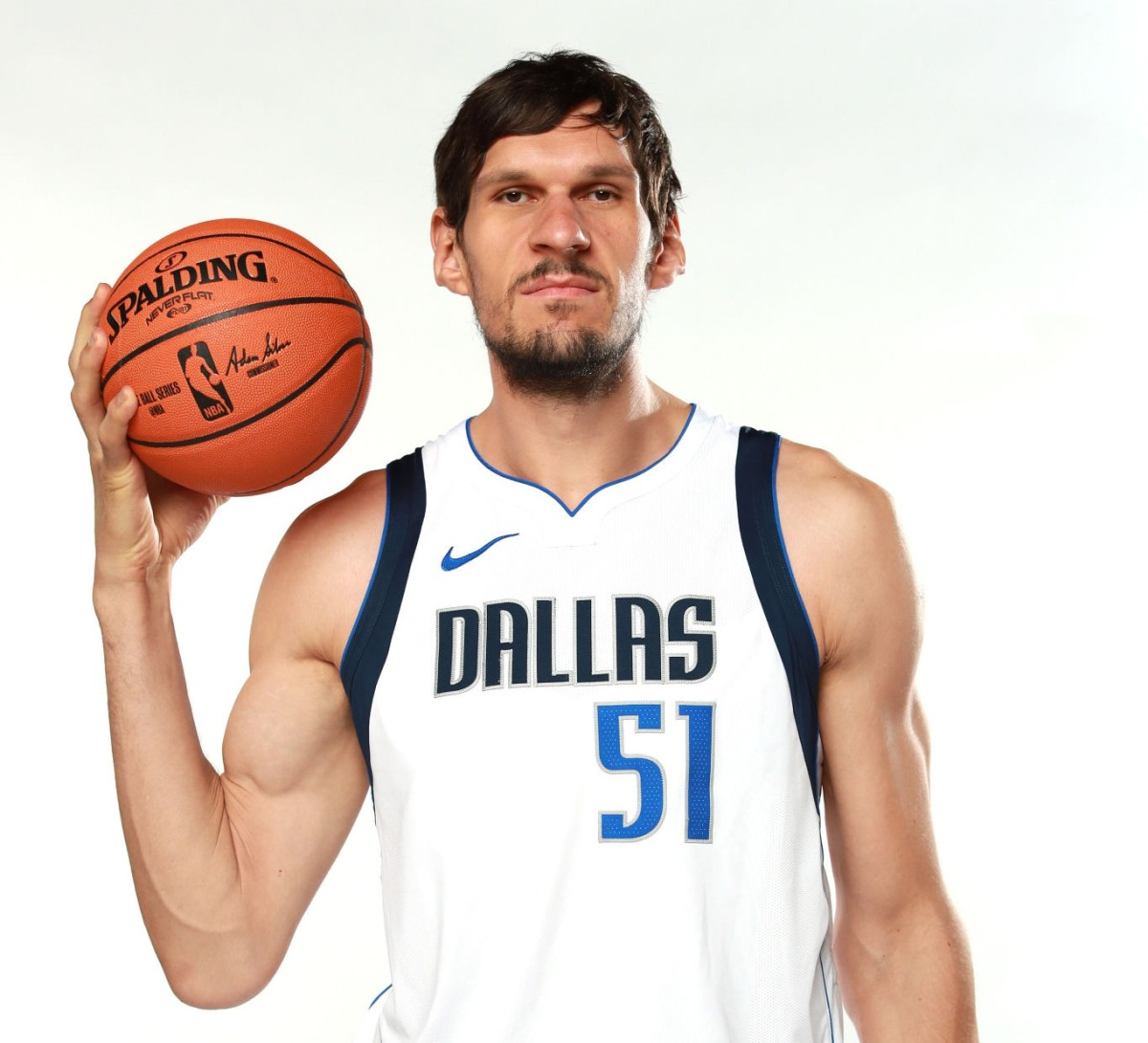 Boban Marjanovic, Dallas Mavericks