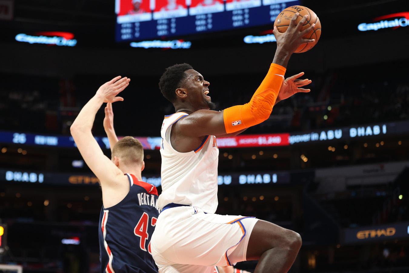 Bobby Portis, New York Knicks