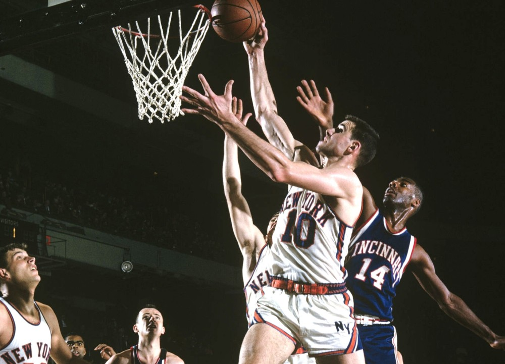 Dave Budd, Knicks