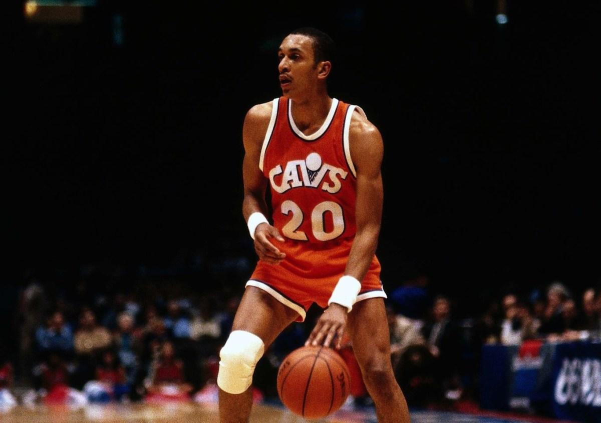 Geoff Huston, Cleveland Cavaliers