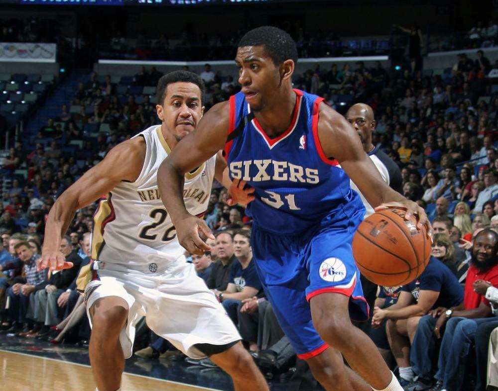 Hollis Thompson, Philadelphia 76ers