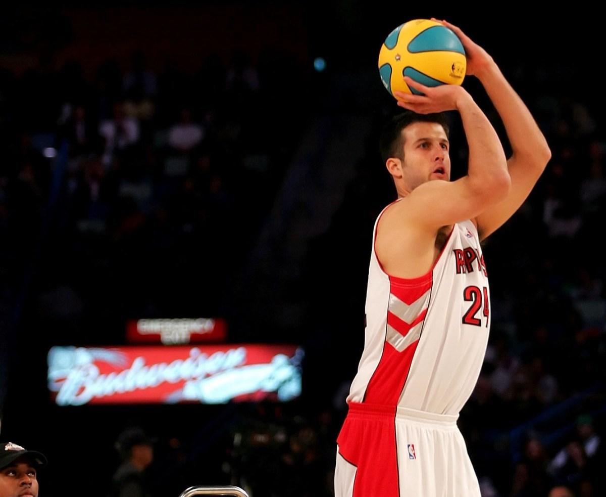 Jason Kapono, Toronto Raptors
