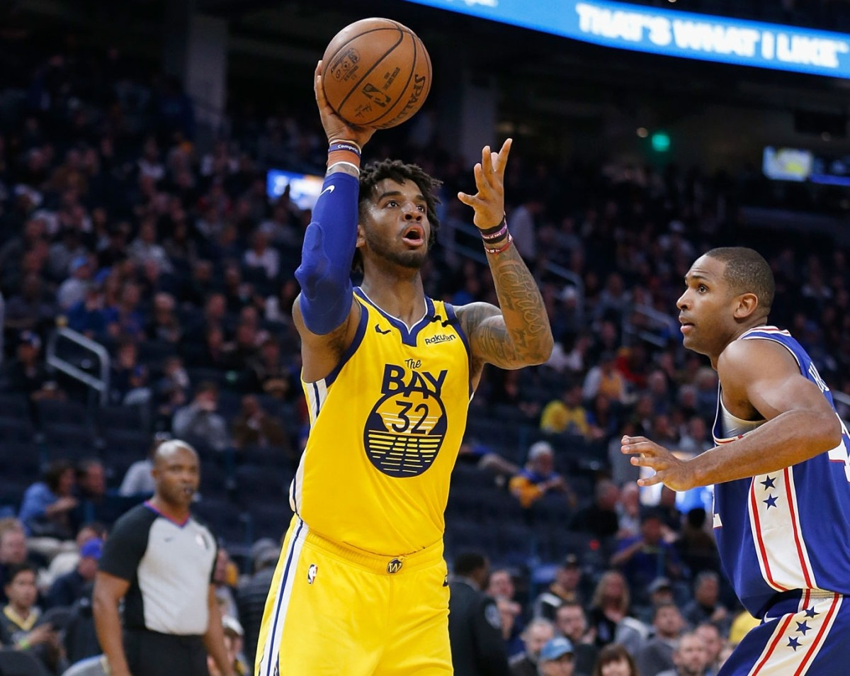 Marquese Chriss, Golden State Warriors