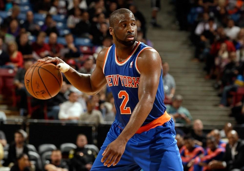 Raymond Felton, Knicks