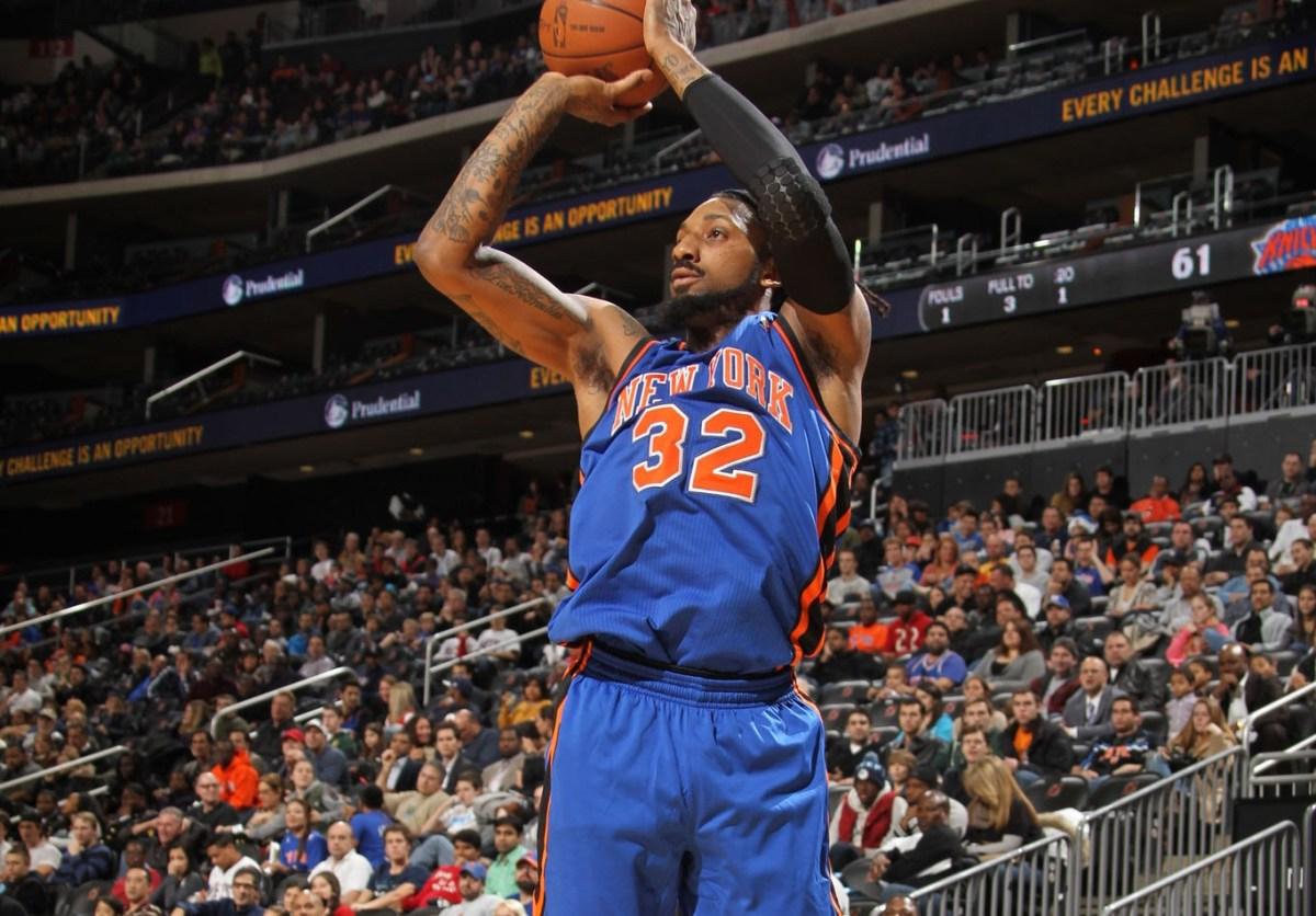 Renaldo Balkman, New York Knicks