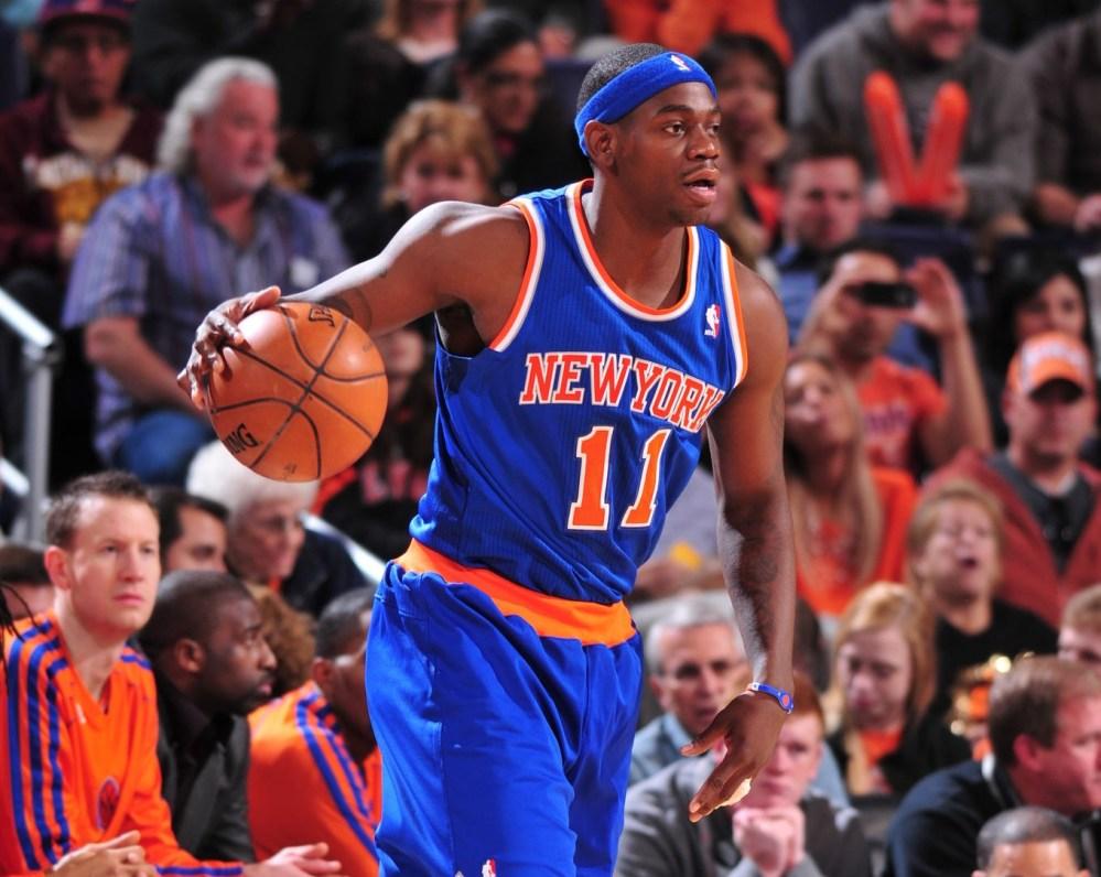 Ronnie Brewer, New York Knicks