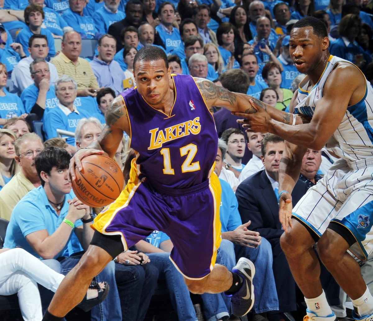 Shannon Brown, Los Angeles Lakers