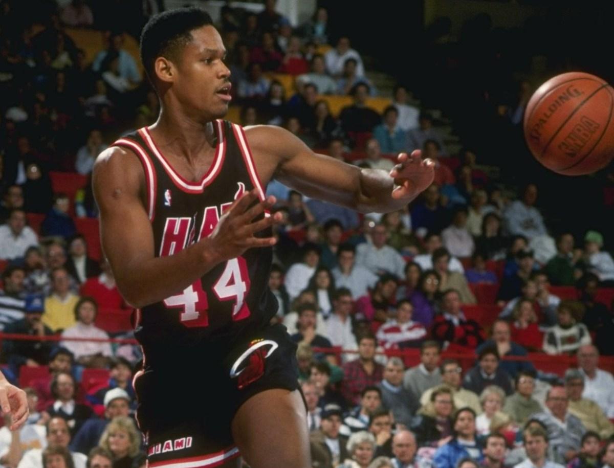 Terry Davis, Miami Heat