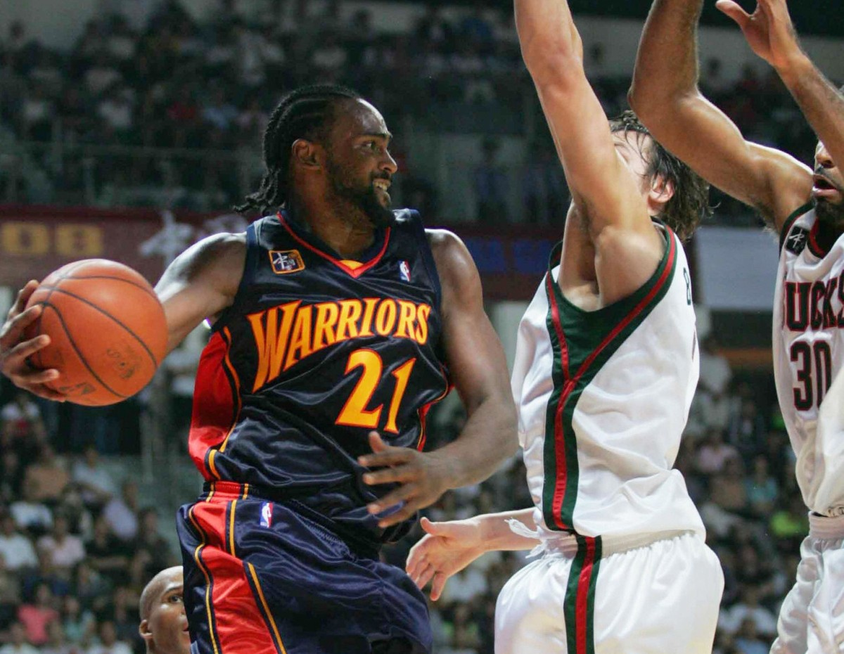 Tonny Turiaf, Golden State Warriors