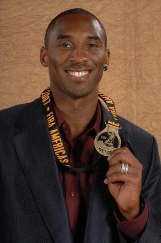 Kobe Bryant, FIBA Americas champion