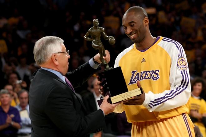 Kobe Bryant, 2008 MVP