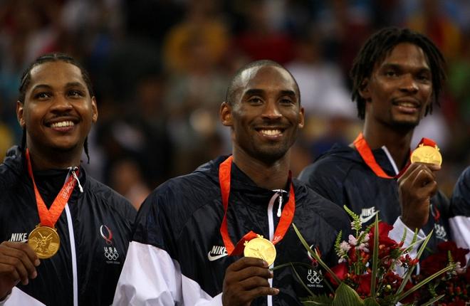 Kobe Bryant, 2008 Olympic gold medal