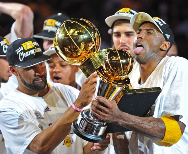 Kobe Bryant, 2010 Finals MVP