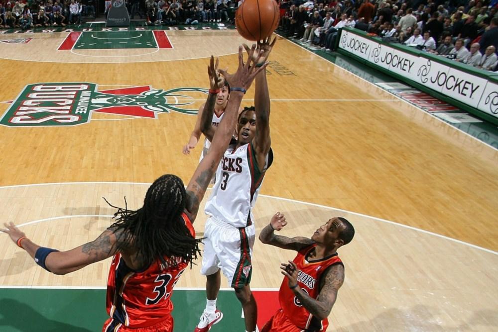 Brandon Jennings, Milwaukee Bucks