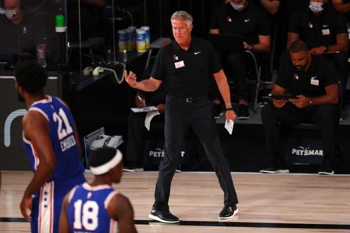 Brett Brown, Philadelphia 76ers