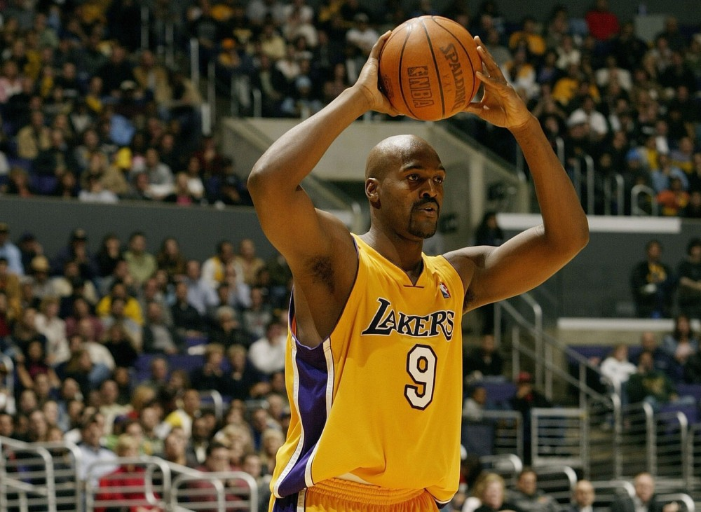 Bryon Russell, Los Angeles Lakers