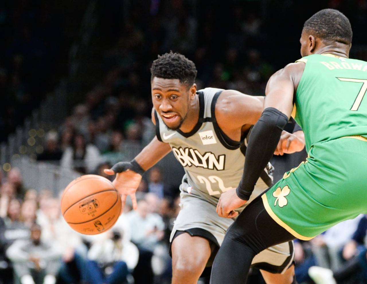 Caris LeVert, Brooklyn Nets