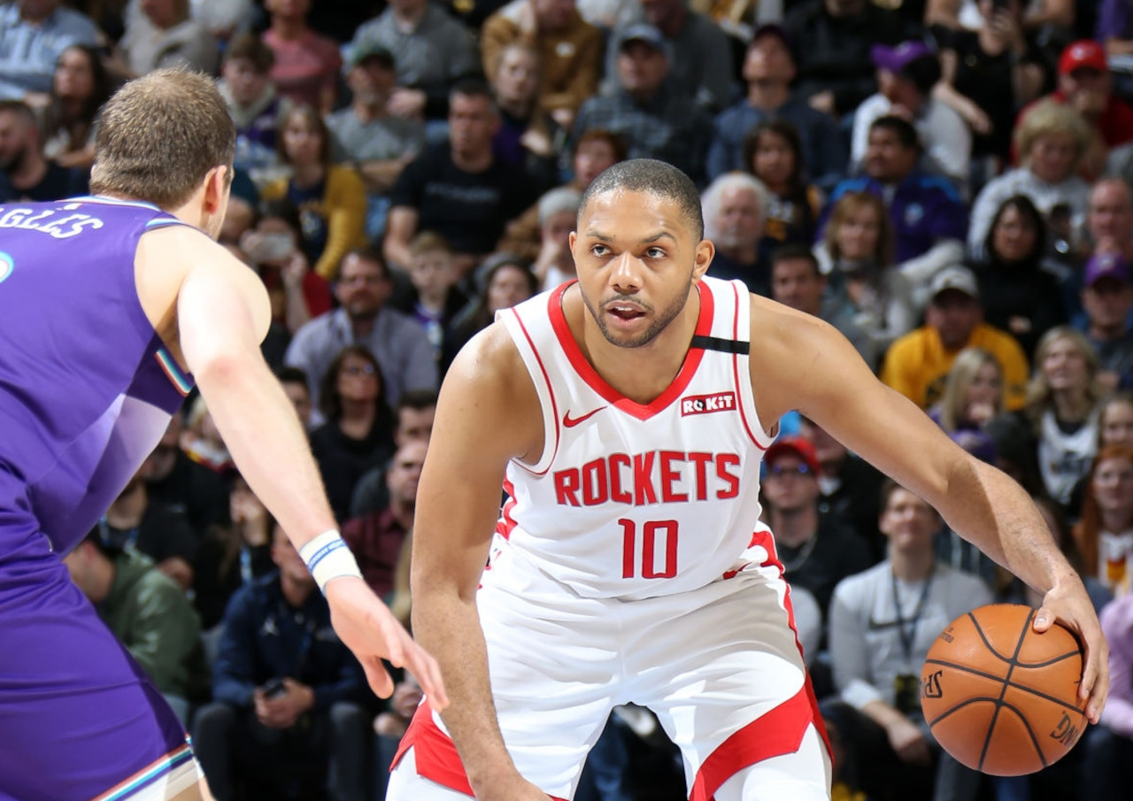 Eric Gordon, Houston Rockets