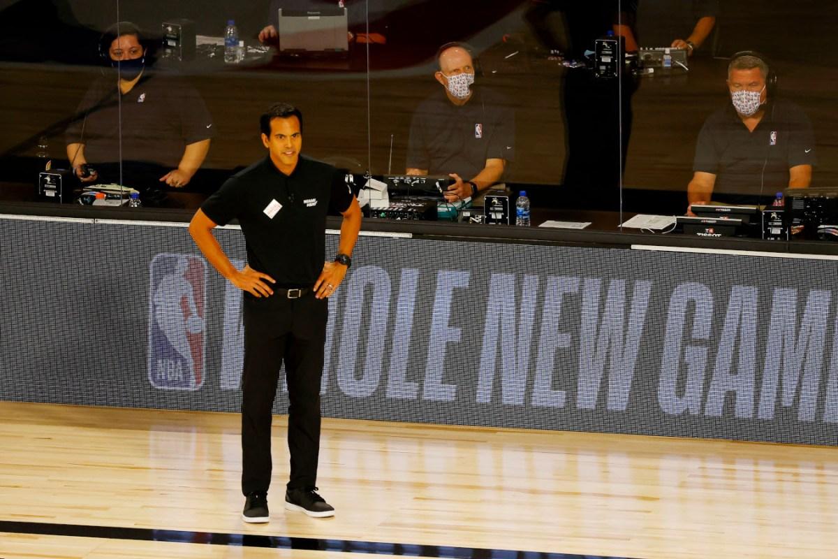 Erik Spoelstra, Miami Heat