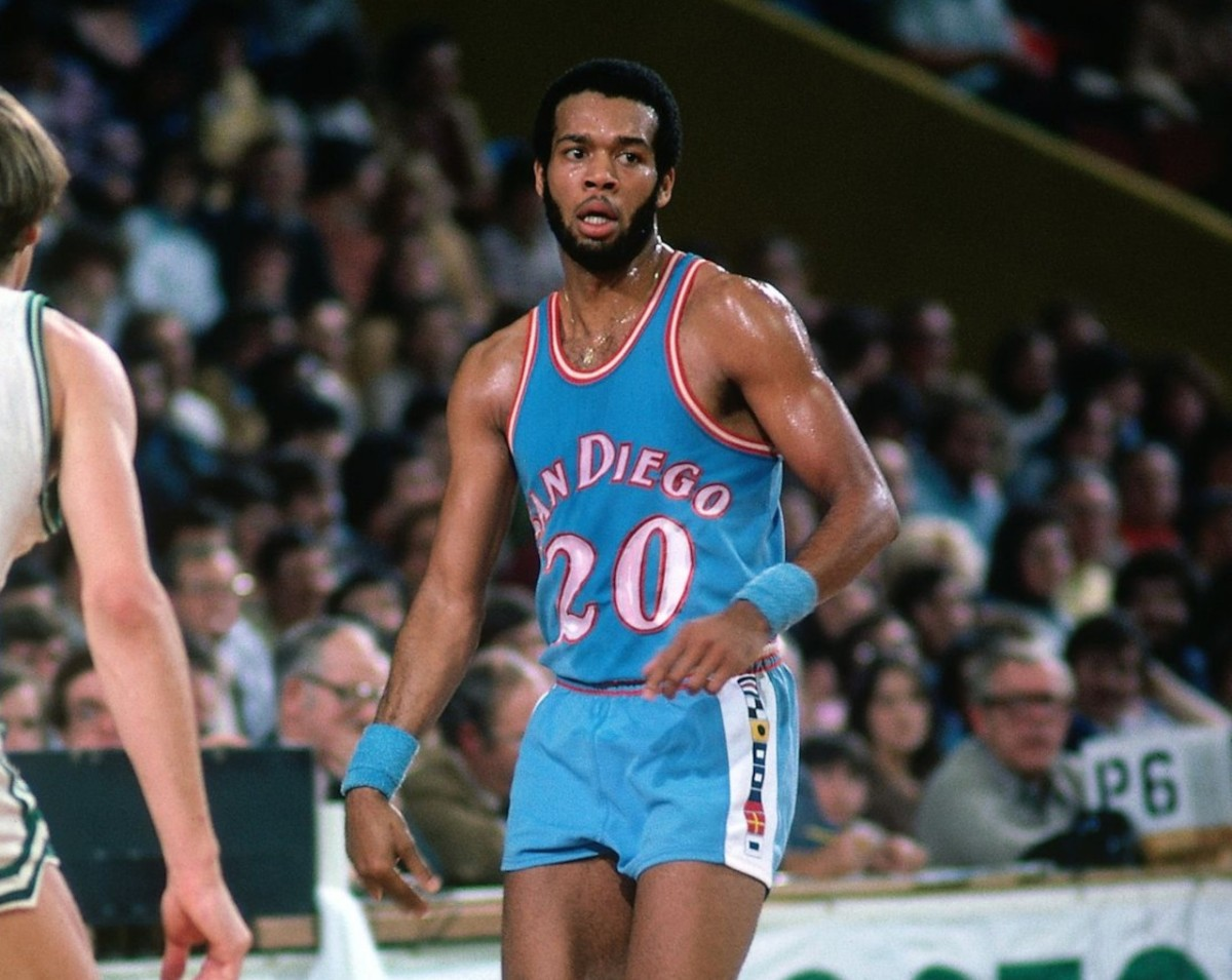 Freeman Williams, San Diego Clippers