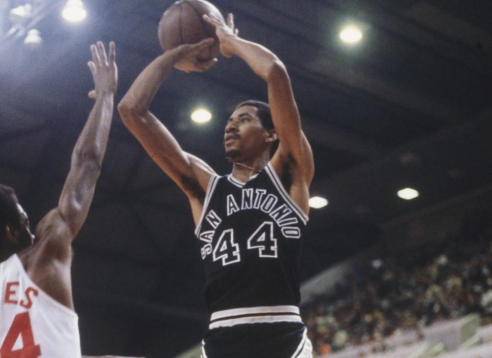 George Gervin, San Antonio Spurs
