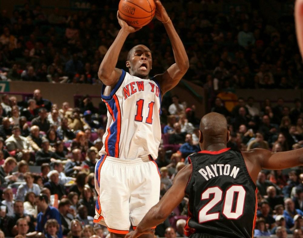 Jamal Crawford, Knicks