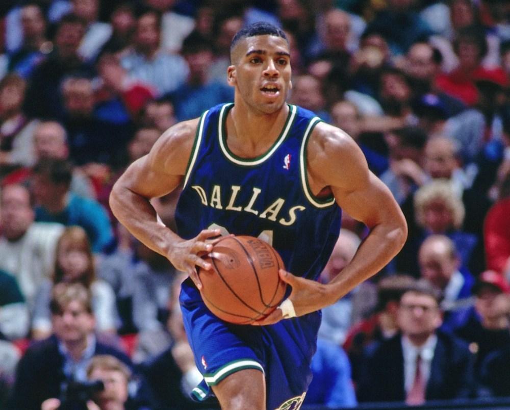 Jim Jackson, Dallas Mavericks