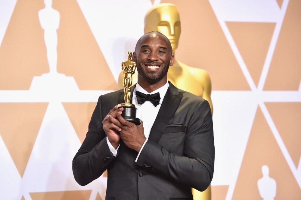 Kobe Bryant, Academy award winner