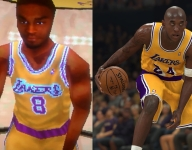 Kobe Bryant in video games through the years