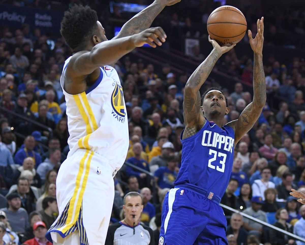 Lou Williams, Los Angeles Clippers