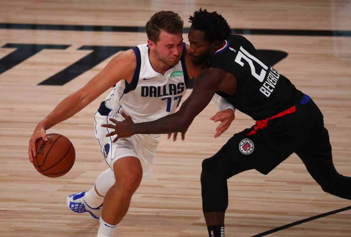 Luka Doncic, Dallas Mavericks