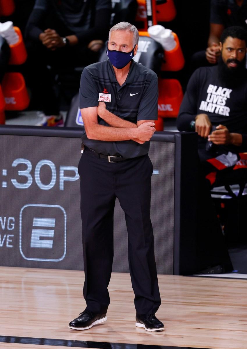 Mike D'Antoni, Houston Rockets