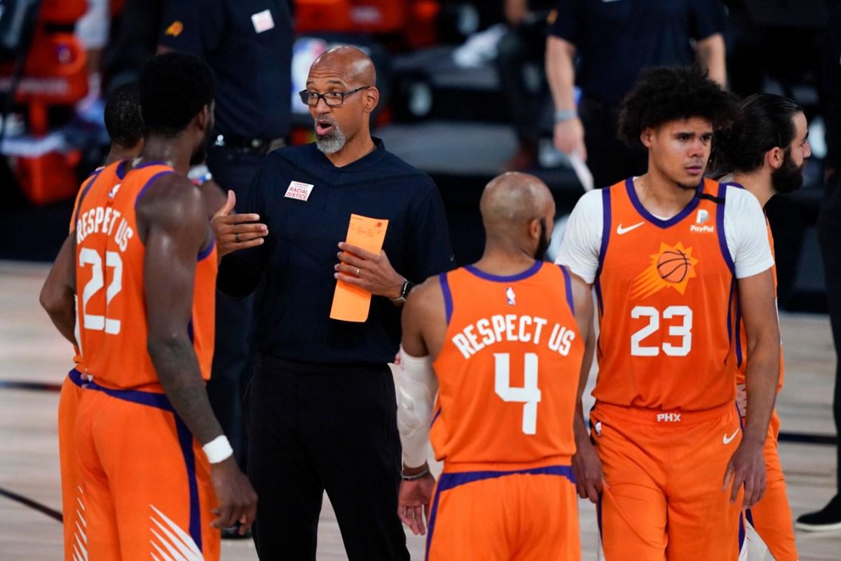 Monty Williams, Phoenix Suns