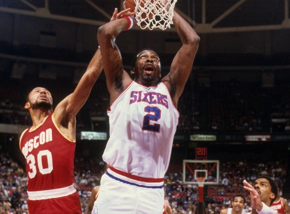 Moses Malone, Philadelphia 76ers