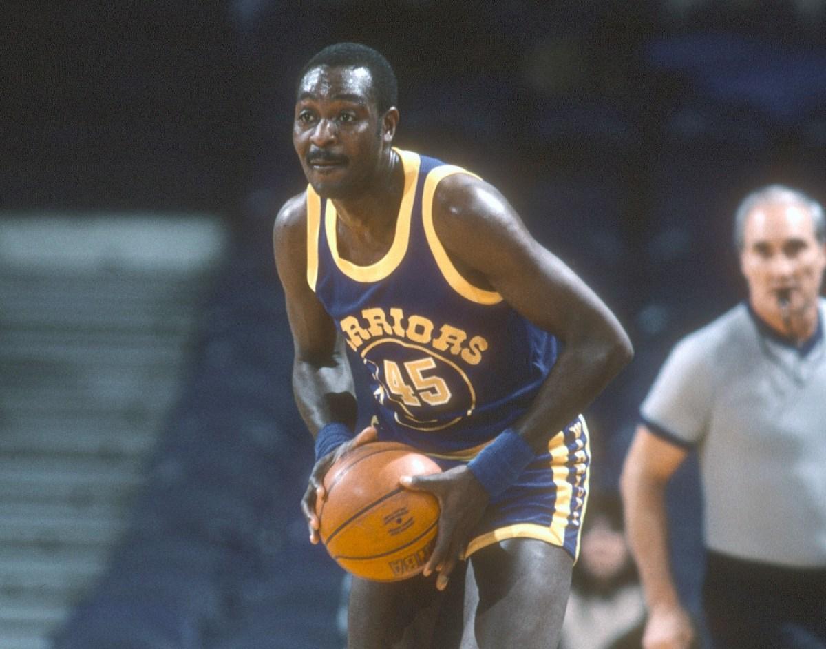 Purvis Short, Golden State Warriors