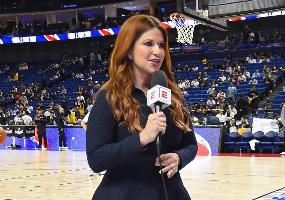 Rachel Nichols, ESPN